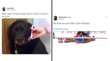 Cyber Monday 2020 Funny Memes Trend Online: From PS5 Deals to Low Bank Balance, Netizens Share Jokes on This Shopping Season