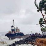 Cyclone Tauktae Update: Maharashtra Braces for Tropical Cyclone Fury, Temporary Shelters Put Up in Mumbai; Navy on Standby