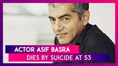 Asif Basra, Of Pataal Lok And Kai Po Che Fame, Dies By Suicide At 53 At His Residence In Dharamshala, Himachal Pradesh