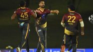 LPL 2020 Free Live Streaming Online in India: Watch Dambulla Viiking vs Galle Gladiators Lanka Premier League Match Telecast on TV