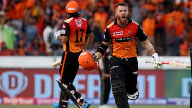 SRH vs KKR IPL 2021 Dream11 Team Selection: Recommended Players As Captain and Vice-Captain