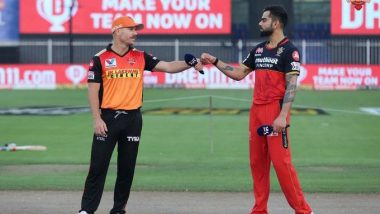 SRH vs RCB, IPL 2021 Toss Report and Playing XI Update: Devdutt Padikkal Back For Bangalore As David Warner Opts To Field