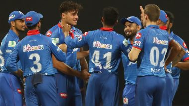 DC IPL 2021 Squad: List of Retained & Released Players by Delhi Capitals Team Ahead of Auctions