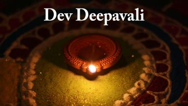Difference Between Diwali and Dev Deepavali: Know How The Two Festival of Lights Differ From Each Other