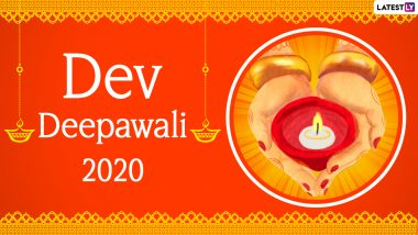 Happy Dev Deepavali 2020 Wishes And HD Images: WhatsApp Stickers, Facebook Greetings, Instagram Stories, Wallpapers, Messages And SMS to Send on Kartik Purnima