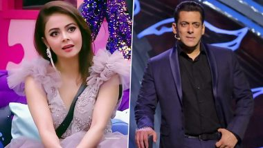 Bigg Boss 14: Devoleena Bhattacharjee Reacts To Salman Khan's Comment On Rashami Desai And Her Getting Evicted Last Season Due To Fewer Votes, Says 'Mujhe Gussa Mat Dilao'