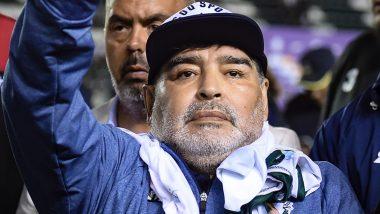 Diego Maradona Dies of Heart Attack, Argentina Football Legend Passes Away Aged 60