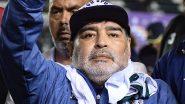 After Diego Maradona's Doctor, Late Argentine Footballer's Psychiatrist Under Investigation For Medicinal Negligence, Say Reports