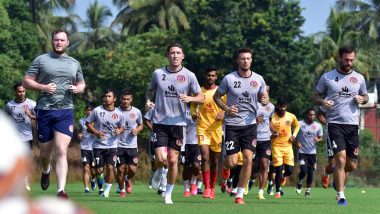 SC East Bengal vs ATK Mohun Bagan, ISL 2020–21 Live Streaming on Disney+Hotstar: Watch Free Telecast of SCEB vs ATKMB in Indian Super League 7 on TV and Online