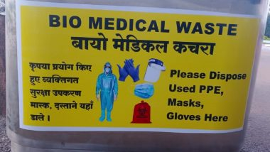 Bihar Assembly Elections 2020, Held Amid COVID-19 Pandemic, Generated Nearly 160 Tonnes of Biomedical Waste, Say Officials