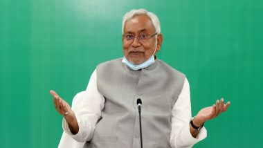 COVID-19 Vaccine to be Provided Free of Cost to All Citizens in Bihar, Says CM Nitish Kumar