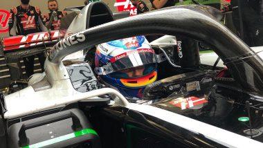 Romain Grosjean, F1 Driver, Escapes After Horror Crash at Bahrain GP (Watch Video)