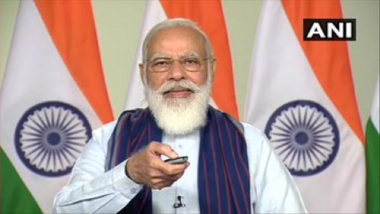 PM Narendra Modi to Inaugurate 'New Bhaupur-New Khurja Section' of Eastern Freight Corridor on December 29