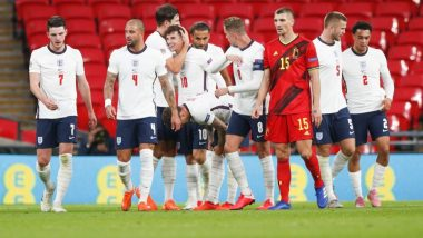 How to Watch England vs Poland, FIFA World Cup 2022 Qualifiers Live Streaming Online in India? Get Free Live Telecast of Football Game Score Updates on TV