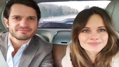 Prince Carl Philip, Princess Sofia of Sweden Contract Coronavirus, Swedish Royal Couple Go Into Isolation