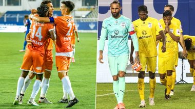 How to Watch FC Goa vs Mumbai City FC, Indian Super League 2020–21 Live Streaming Online in IST? Get Free Live Telecast and Score Updates ISL Football Match on TV in India
