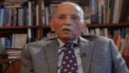 Faqir Chand Kohli Dies: First CEO of TCS and Founder of Indian IT Industry Passes Away Aged 96