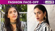 Fashion Face-Off: Shriya Pilgaonkar or Sanjana Sanghi? Whose Floral and Striped Sass Is Better?