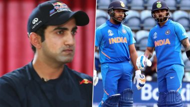 Gautam Gambhir Wants Rohit Sharma to Replace Virat Kohli as India's ODI & T20I Captain as Mumbai Indians Lift Fifth IPL Title