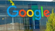 Google Halts Political Contributions to US Congressmen Who Voted Against Presidential Election Results 2020
