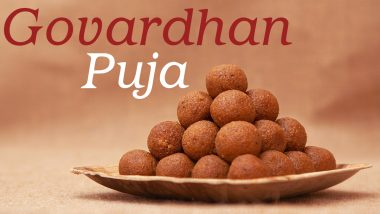 Govardhan Puja 2020 Bhog Recipes: From Annakut to Laddoos, Foods You Can Make as Prasad for Lord Shri Krishna