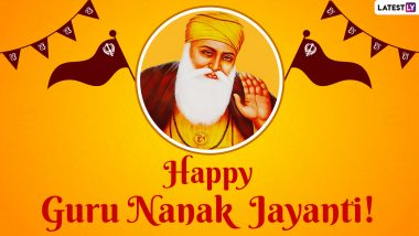 Guru Nanak Gurpurab 2020 Wishes And Hd Images Guru Nanak Dev Ji Jayanti Whatsapp Stickers Facebook Greetings Instagram Stories Messages Sms To Send On The Occasion Latestly