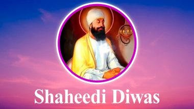 Guru Tegh Bahadur Shaheedi Diwas 2020 Images & HD Wallpapers For Free Download Online: Remembering The Ninth Sikh Guru With Quotes and Photos on His Martyrdom Day