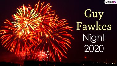Guy Fawkes Night 2020 Date And Significance: Know All About Gunpowder Plot to Blow Up UK Parliament, History Behind Day's Observance