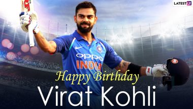 Virat Kohli Fans Storm Twitter Ahead of RCB Captain's 32nd Birthday, Trend #HappyBirthdayVirat