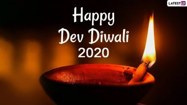 Dev Diwali 2020 Wishes And Wallpapers: Twitterati Share Happy Dev Deepavali Greetings And HD Images on Kartik Purnima