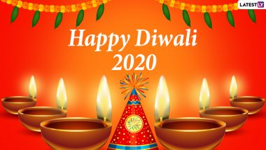Happy Diwali 2020 Wishes: PM Narendra Modi, Congress, Other Leaders Greet People on Deepavali