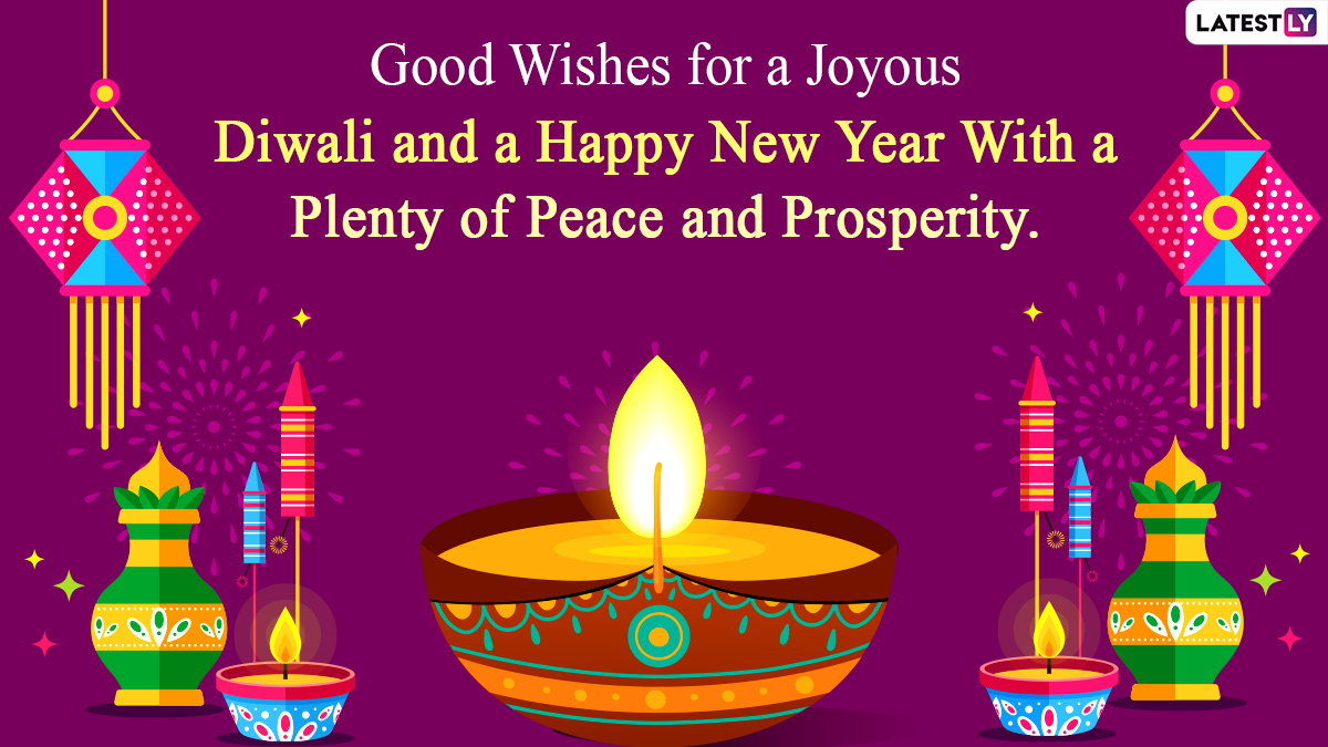 happy diwali and prosperous new year images hd wallpapers for free download online celebrate lakshmi pujan 2020 and vikram samvat 2077 with beautiful whatsapp stickers and gif greetings latestly happy diwali and prosperous new year