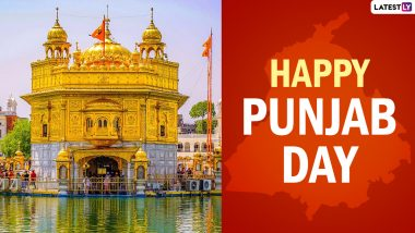 Punjab Formation Day 2020 Images & HD Wallpapers For Free Download Online: Wish Happy Punjab Day With WhatsApp Messages and Facebook Greetings on November 1