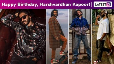 Harshvardhan Kapoor Birthday Special: Translating a Casual Nonchalance Exceptionally Well Into a Dapper, Non-Fussy Fashion Arsenal!
