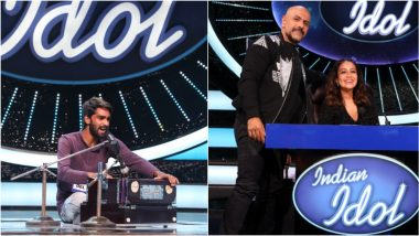 Indian Idol 12: Neha Kakkar Helps Contestant Shahzad Ali With 1 Lakh, Vishal Dadlani Promises To Find Him A Guru (Watch Video)