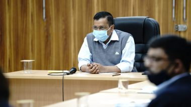 Arvind Kejriwal Says 'Over 1 Crore COVID-19 Vaccine Doses Given in Delhi, 50% of Eligible Population Got at Least 1 Jab'