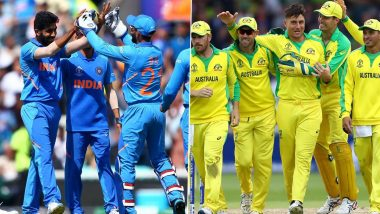 How to Watch IND vs AUS 2nd ODI 2020 Live Streaming Online on Sony LIV App? Get Free Live Telecast of India vs Australia Match & Cricket Score Updates on TV