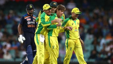 India vs Australia, 1st T20I 2020 Toss Report and Playing XI Update: T Natarajan Makes Debut, Jasprit Bumrah Rested as Australia Elect to Bowl