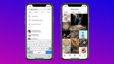 Instagram Rolls Out Keyword Search Feature on Its Platform: Report