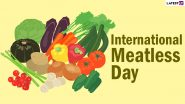 SAK Meatless Day 2020 Date, History & Significance of Day Observed on Sadhu Vaswani Birth Anniversary: Know More About International Vegetarian Day and the Benefits of Quitting Non-Veg Food