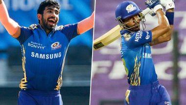 Mumbai Indians Duo Jasprit Bumrah, Hardik Pandya 'Ready for Final' After 57-Run Triumph Over Delhi Capitals in IPL 2020 Qualifier 1 (View Posts)