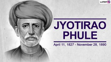 Jyotiba Phule Jayanti 2021 Date, Significance & Marathi Quotes: Send Wishes, Greetings & HD Images to Observe Mahatma Jyotirao Govindrao Phule Jayanti! Know More About the Founder of Satyashodhak Samaj