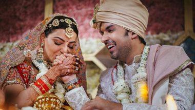 Kajal Aggarwal Shares Heartwarming Moments From Her 'Punjabi Meets Kashmiri Wedding' With Gautam Kitchlu (View Pics)