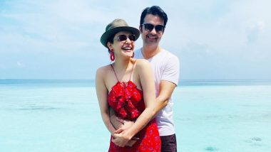 Kajal Aggarwal and Gautam Kitchlu's Beachy Honeymoon Pictures From the Maldives Will Make You 'J'!