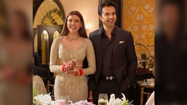 Newlyweds Kajal Aggarwal And Gautam Kitchlu's Wedding Reception Photos Surface Online!
