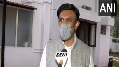 Karnataka Health Minister K Sudhakar Says '75 UK Returnees to Bengaluru Will Be Tracked Soon'