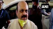 Basavaraj Bommai to be New Chief Minister of Karnataka, Replaces BS Yediyurappa