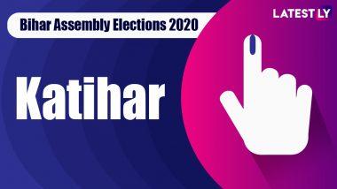 Katihar Vidhan Sabha Seat Result in Bihar Assembly Elections 2020: BJP's Tarakishore Prasad Wins, Elected as MLA