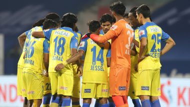 How to Watch Kerala Blasters vs NorthEast United FC, Indian Super League 2020–21 Live Streaming Online in IST? Get Free Live Telecast and Score Updates ISL Football Match on TV in India