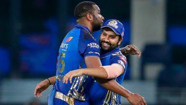 Rohit Sharma Hails Mumbai Indians' 'Valiant Effort' After Lifting IPL 2020 Title (View Post)